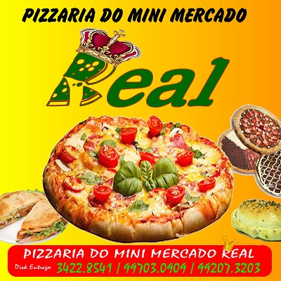 Pizzaria do Mini Mercado Real Votuporanga SP